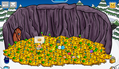 Saraapril's Treasure Igloo :)