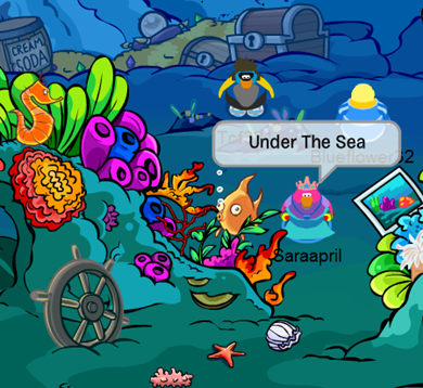 Under The Sea :)