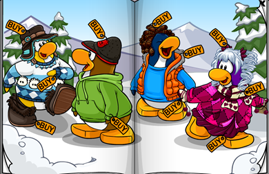 New Items from Penguin Style :)