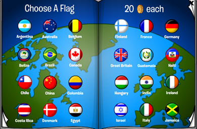 Flags for ALL Penguins :)
