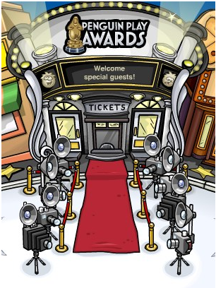 Penguin Play Awards :)