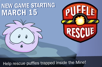Puffle Rescue Game :)