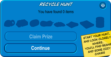 Recycle Hunt :)