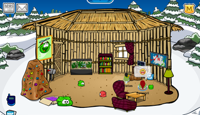 Littletias Igloo :)
