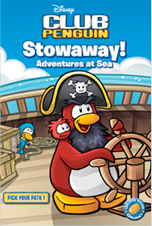 Club Penguin Stowaway! Adventures at Sea