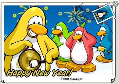 HAPPY NEW YEAR from Saraapril :)