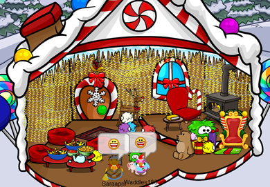 Saraapril's Igloo