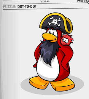 Rockhopper and Yarr :)
