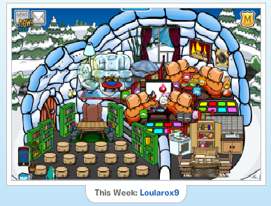 Featured Igloo :)