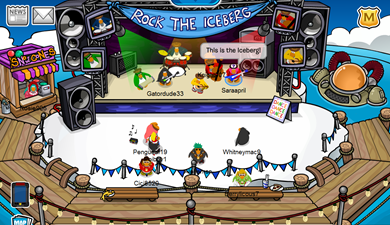 Iceberg Music Jam Party 2010 :)