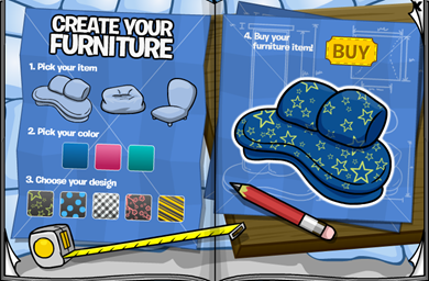 Create your Furniture :)