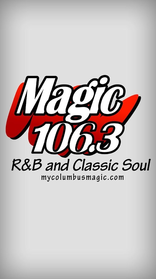 Magic 106.3 - screenshot