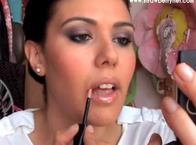 como maquillar morenas