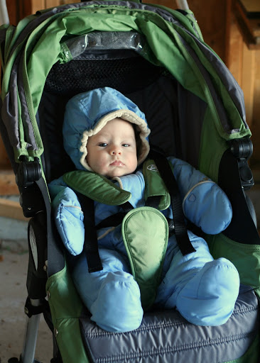 9d7f74c32b5f Snowsuit for 3 month old  — The Bump