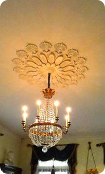 ceiling-light-in-palour