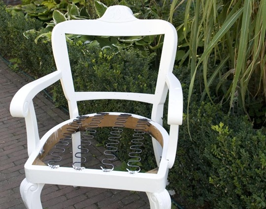 Chair Makeover 7