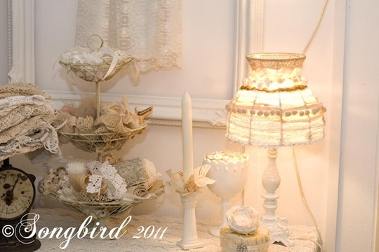 Laced up Lamp 5