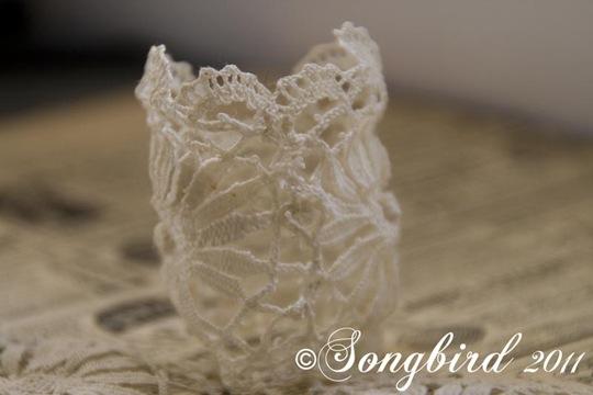 Lace Napkin Ring 1