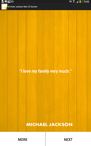 Michael Jackson Best 20 Quotes