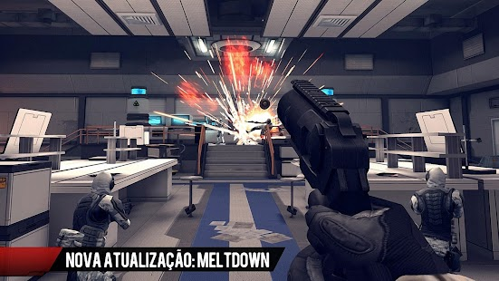 Modern Combat 4: Zero Hour v1.2.0f  screenshot