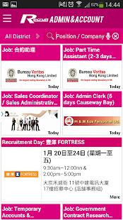 Recruit Admin Account Jobs