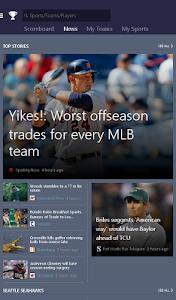 MSN Sports - Scores & Schedule v1.1.0
