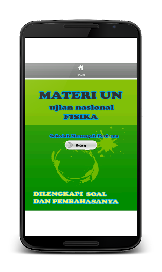 Soal Un Smp Fisika Lengkap Android Apps On Google Play