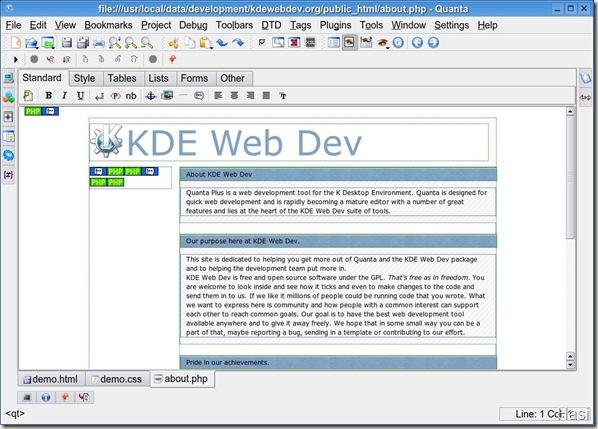 Hasi's Journal: 4 best open source web development softwares