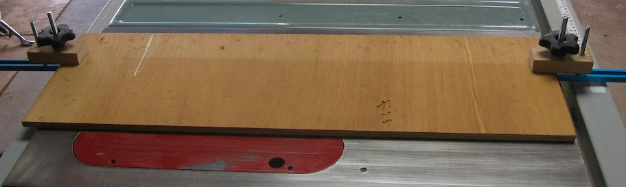 Using the T-Track jig