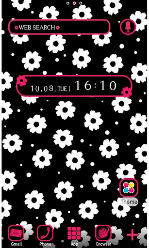 Cute Wallpaper Daisy Flower 1.2 Windows u7528 1