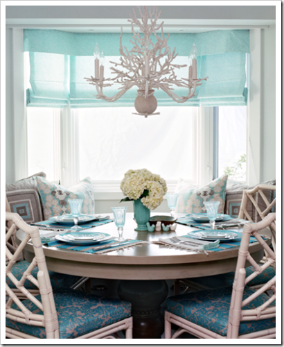 breakfastnook- colors and style