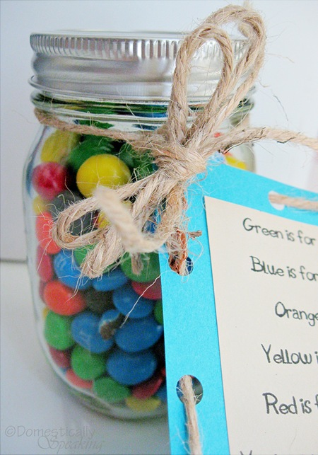 Great Teacher Appreciation Gift Idea