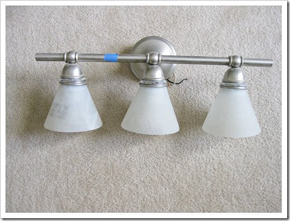 changing light fixture in bathroom changing the bathroom light fixture domestically speaking 22891