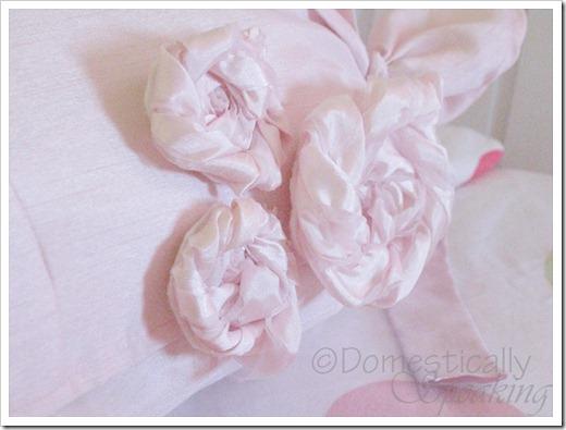 Cute Silk Fabric Flowers