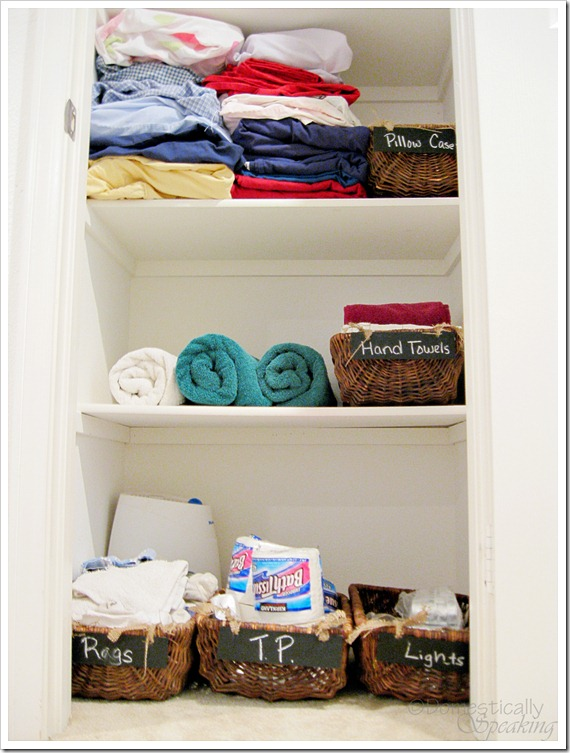 1 Make Four Piles The Great Closet Clean Out Is Your: Let's Organize… Week 1 Party… Storage