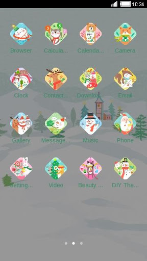 玩個人化App CHRISTMAS DAY C ランチャー テーマ免費 APP試玩