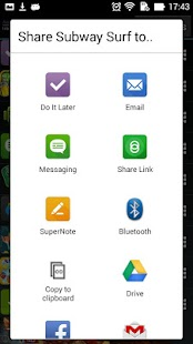 Manage Applications-Share Apps- screenshot thumbnail
