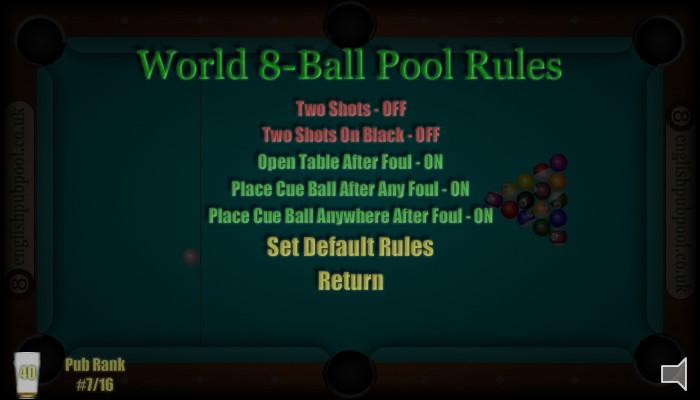 8 Ball Pool Rules American 8 Ball Pool Screenshot Free Online Flash Games American8ballpool Co Uk