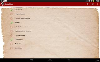 Screenshot of Kochmeister Rezepte GRATIS