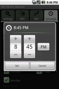 GPS/Wifi Silencer Lite - screenshot thumbnail