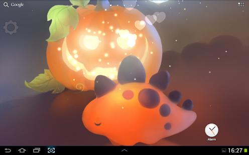 Halloween Dino|玩個人化App免費|玩APPs