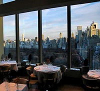 restaurantes romanticos new york