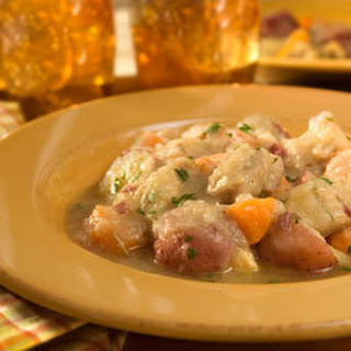 Hearty Chicken Stew.