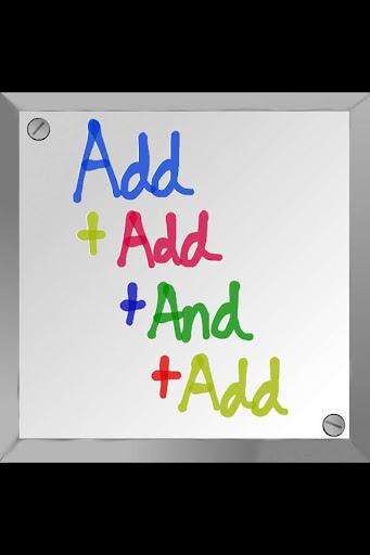 Add Add And Add