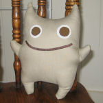 Boy Monster (for Softies for Mirabel)