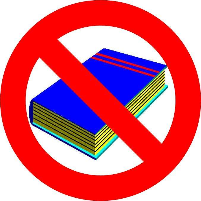 Image result for no book