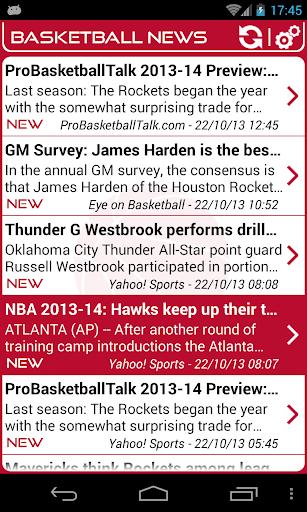 Houston Basketball News