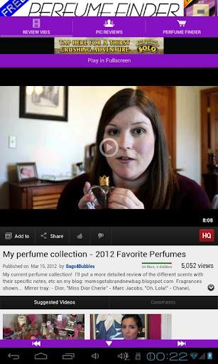 Perfume Reviews Finder Free