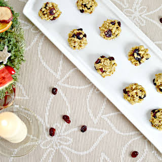Sugar Free Cranberry Oatmeal Cookies Recipes.