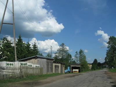 Mazurskie wsie